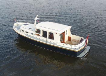 WJH Vlet 1080 OK, Motor Yacht WJH Vlet 1080 OK for sale by Jachtbemiddeling van der Veen - Terherne