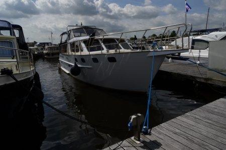 Altena Look 2000, Motorjacht Altena Look 2000 te koop bij Jachtbemiddeling van der Veen - Terherne