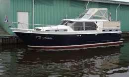 Valkkruiser Content 1100, Motor Yacht Valkkruiser Content 1100 for sale by Jachtbemiddeling van der Veen - Terherne