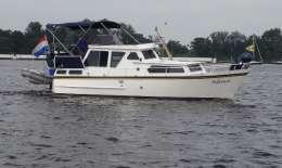 Curtevenne 950 AK, Motor Yacht Curtevenne 950 AK for sale by Jachtbemiddeling van der Veen - Terherne