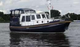 Linssen Classic Sturdy 35 AC, Motor Yacht Linssen Classic Sturdy 35 AC for sale by Jachtbemiddeling van der Veen - Terherne