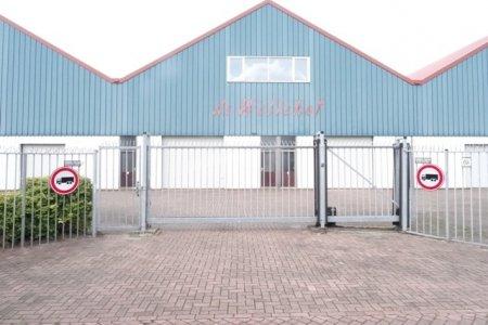 Schiphuis Woudsend, Wohnboot Schiphuis Woudsend zum Verkauf bei Jachtbemiddeling van der Veen - Terherne