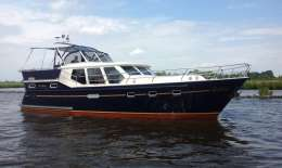 Thomas Yacht 43 Businnes Class, Motor Yacht Thomas Yacht 43 Businnes Class for sale by Jachtbemiddeling van der Veen - Terherne