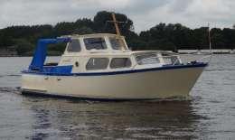 Molenmaker En Mantel 850 OK AK, Motor Yacht Molenmaker En Mantel 850 OK AK for sale by Jachtbemiddeling van der Veen - Terherne