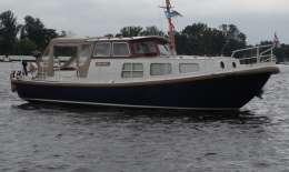 Dolman VLET, Motor Yacht Dolman VLET for sale by Jachtbemiddeling van der Veen - Terherne