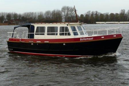 Barkas 900 OK, Motorjacht Barkas 900 OK te koop bij Jachtbemiddeling van der Veen - Terherne