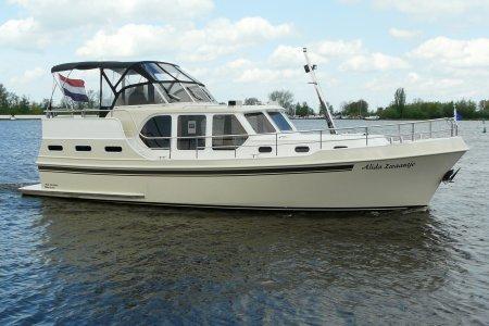Kok Kruiser 1200 New Line, Motorjacht Kok Kruiser 1200 New Line te koop bij Jachtbemiddeling van der Veen - Terherne