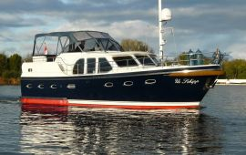 Drait DeLuxe 42, Motorjacht Drait DeLuxe 42 for sale by Jachtbemiddeling van der Veen - Terherne