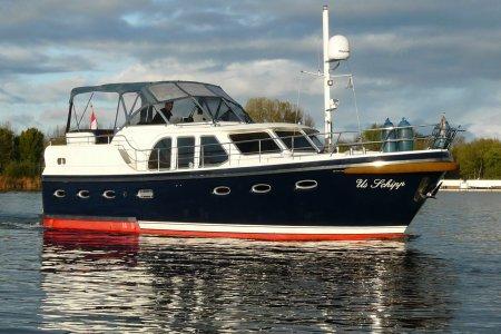 Drait DeLuxe 42, Motorjacht Drait DeLuxe 42 te koop bij Jachtbemiddeling van der Veen - Terherne