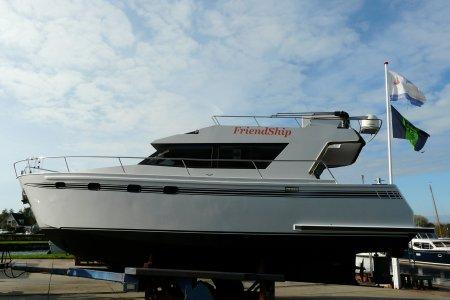 Vacance 1200 Flybridge, Motorjacht Vacance 1200 Flybridge te koop bij Jachtbemiddeling van der Veen - Terherne