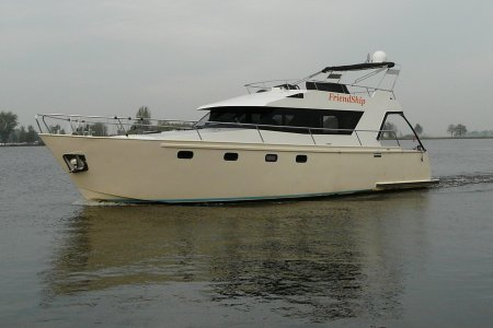 Vacance 1200 Flybridge, Motor Yacht Vacance 1200 Flybridge for sale at Jachtbemiddeling van der Veen - Terherne