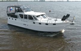 Altena Look 2000, Motorjacht Altena Look 2000 for sale by Jachtbemiddeling van der Veen - Terherne