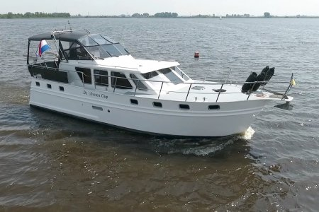 Altena Look 2000, Motor Yacht Altena Look 2000 for sale at Jachtbemiddeling van der Veen - Terherne