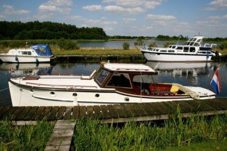 Bakdek Kruiser, Motorjacht Bakdek Kruiser te koop bij Jachtbemiddeling van der Veen - Terherne