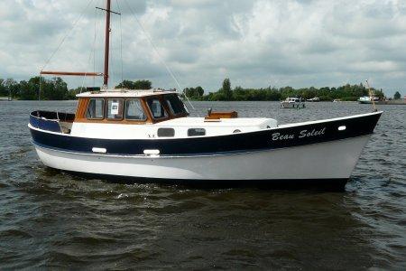 Waalkotter 10.40, Motoryacht Waalkotter 10.40 zum Verkauf bei Jachtbemiddeling van der Veen - Terherne