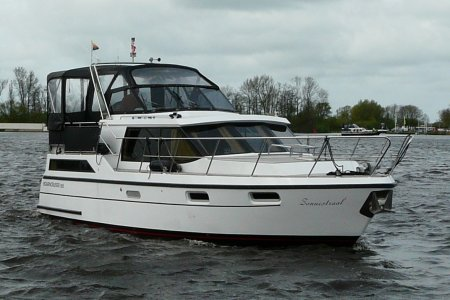 Boorncruiser 365 NEW LINE, Motor Yacht Boorncruiser 365 NEW LINE for sale at Jachtbemiddeling van der Veen - Terherne