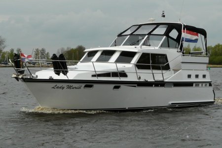 Succes 115 Ultra, Motorjacht Succes 115 Ultra te koop bij Jachtbemiddeling van der Veen - Terherne