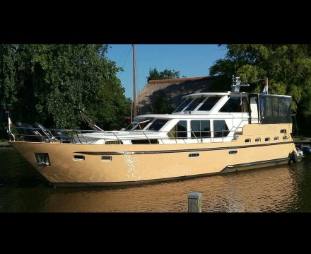 Kokkruiser 1560 Pilothouse, Motorjacht for sale by Jachtbemiddeling van der Veen