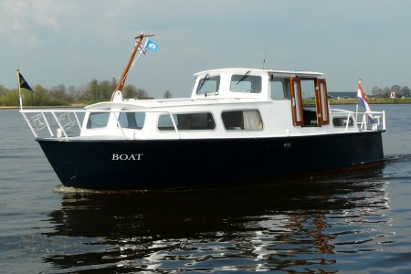 Doeskruiser 960 AK, Motor Yacht Doeskruiser 960 AK for sale at Jachtbemiddeling van der Veen - Terherne
