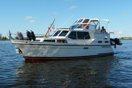 Boorncruiser 1000, Motoryacht Boorncruiser 1000 zum Verkauf bei Jachtbemiddeling van der Veen - Terherne