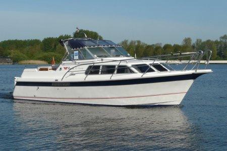 Ramin 30 Touring, Motorjacht Ramin 30 Touring te koop bij Jachtbemiddeling van der Veen - Terherne