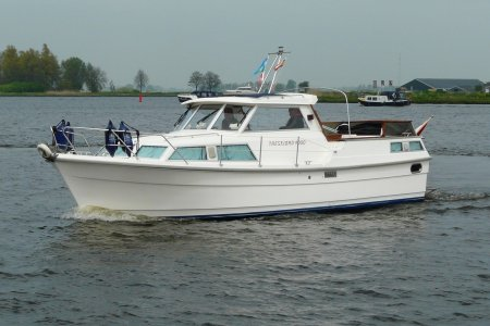 Tresfjord 9000 AK, Motorjacht Tresfjord 9000 AK te koop bij Jachtbemiddeling van der Veen - Terherne