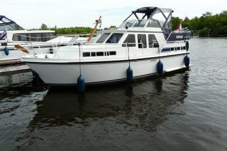 Type Aquanaut 1000 AK, Motorjacht Type Aquanaut 1000 AK te koop bij Jachtbemiddeling van der Veen - Terherne