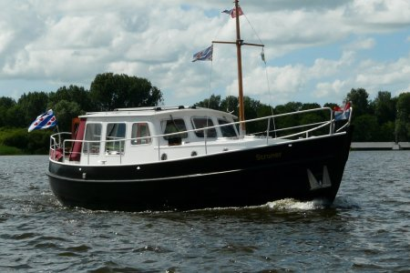 Danish Rose 31, Motor Yacht Danish Rose 31 for sale at Jachtbemiddeling van der Veen - Terherne