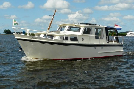 Curtevenne 850 GS OK, Motorjacht Curtevenne 850 GS OK te koop bij Jachtbemiddeling van der Veen - Terherne