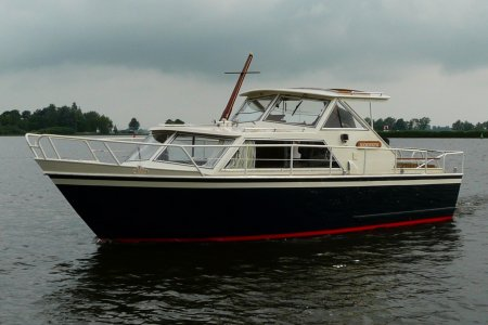 Polaris 840 OK, Motor Yacht Polaris 840 OK for sale at Jachtbemiddeling van der Veen - Terherne