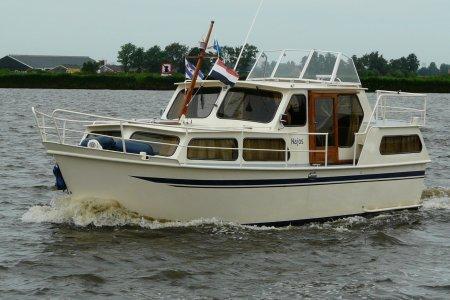 Millboat 900 C, Motorjacht Millboat 900 C te koop bij Jachtbemiddeling van der Veen - Terherne