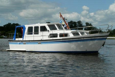 Aquanaut Beauty 1000 OK, Motor Yacht Aquanaut Beauty 1000 OK for sale at Jachtbemiddeling van der Veen - Terherne