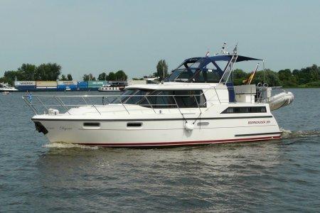 Boarncruiser 365 New Line, Motorjacht Boarncruiser 365 New Line te koop bij Jachtbemiddeling van der Veen - Terherne