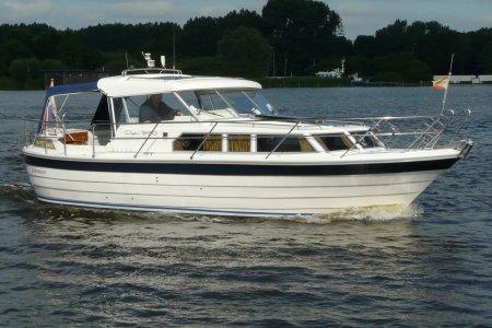 Agder 950 Ht, Motorjacht Agder 950 Ht te koop bij Jachtbemiddeling van der Veen - Terherne