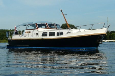Crown Riverholiday 1150 Classic, Motor Yacht Crown Riverholiday 1150 Classic for sale at Jachtbemiddeling van der Veen - Terherne
