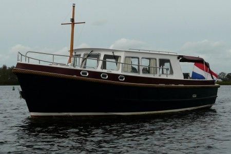 Barkas 1100 OK, Motorjacht Barkas 1100 OK te koop bij Jachtbemiddeling van der Veen - Terherne