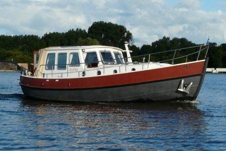 Danish Rose 33, Motorjacht Danish Rose 33 te koop bij Jachtbemiddeling van der Veen - Terherne