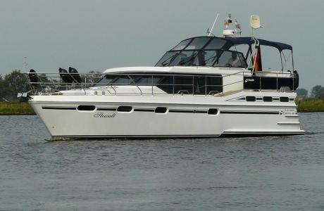 Vri-Jon Contessa 45 RX, Motorjacht Vri-Jon Contessa 45 RX te koop bij Jachtbemiddeling van der Veen - Terherne