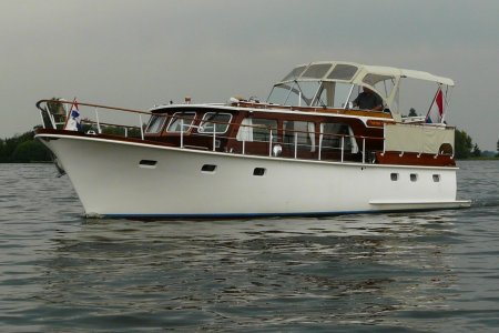 Super Van Craft 1160, Motor Yacht Super Van Craft 1160 for sale at Jachtbemiddeling van der Veen - Terherne