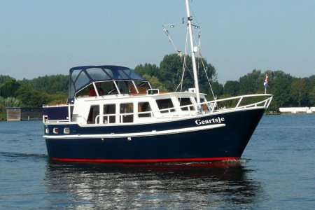 Viking Kotter 1100, Motorjacht Viking Kotter 1100 te koop bij Jachtbemiddeling van der Veen - Terherne