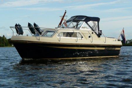 Antaris 680, Motorjacht Antaris 680 te koop bij Jachtbemiddeling van der Veen - Terherne