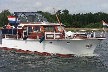 Super Van Craft 1250 AK, Motor Yacht Super Van Craft 1250 AK for sale at Jachtbemiddeling van der Veen - Terherne