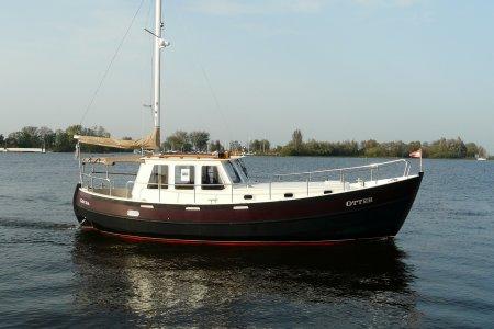 Black Rose 950 OK, Motorjacht Black Rose 950 OK te koop bij Jachtbemiddeling van der Veen - Terherne