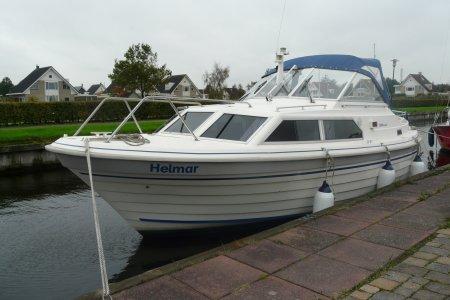 Scand 25 Classic, Motor Yacht Scand 25 Classic for sale at Jachtbemiddeling van der Veen - Terherne