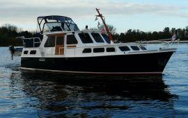 Waddenkruiser 1100 GSAK, Motor Yacht Waddenkruiser 1100 GSAK for sale by Jachtbemiddeling van der Veen - Terherne