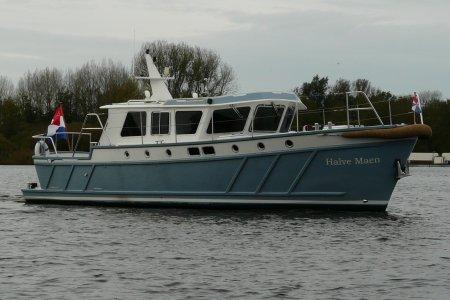 REGO Newlander 1100, Motor Yacht REGO Newlander 1100 for sale at Jachtbemiddeling van der Veen - Terherne