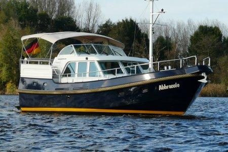 Linssen Grand Sturdy 425 AC Twin, Motor Yacht Linssen Grand Sturdy 425 AC Twin for sale at Jachtbemiddeling van der Veen - Terherne