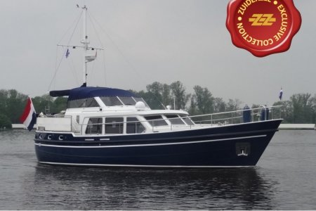 Zuiderzee Passaat 50, Motoryacht Zuiderzee Passaat 50 zum Verkauf bei Jachtbemiddeling van der Veen - Terherne