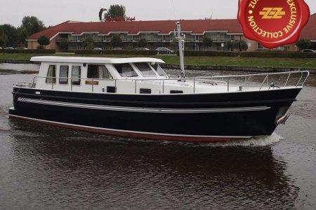 Zuiderzee Dogger 38 OK, Motorjacht Zuiderzee Dogger 38 OK te koop bij Jachtbemiddeling van der Veen - Terherne