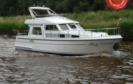 Zuiderzee Expresse 36 OK/FB, Motorjacht Zuiderzee Expresse 36 OK/FB for sale by Jachtbemiddeling van der Veen - Terherne